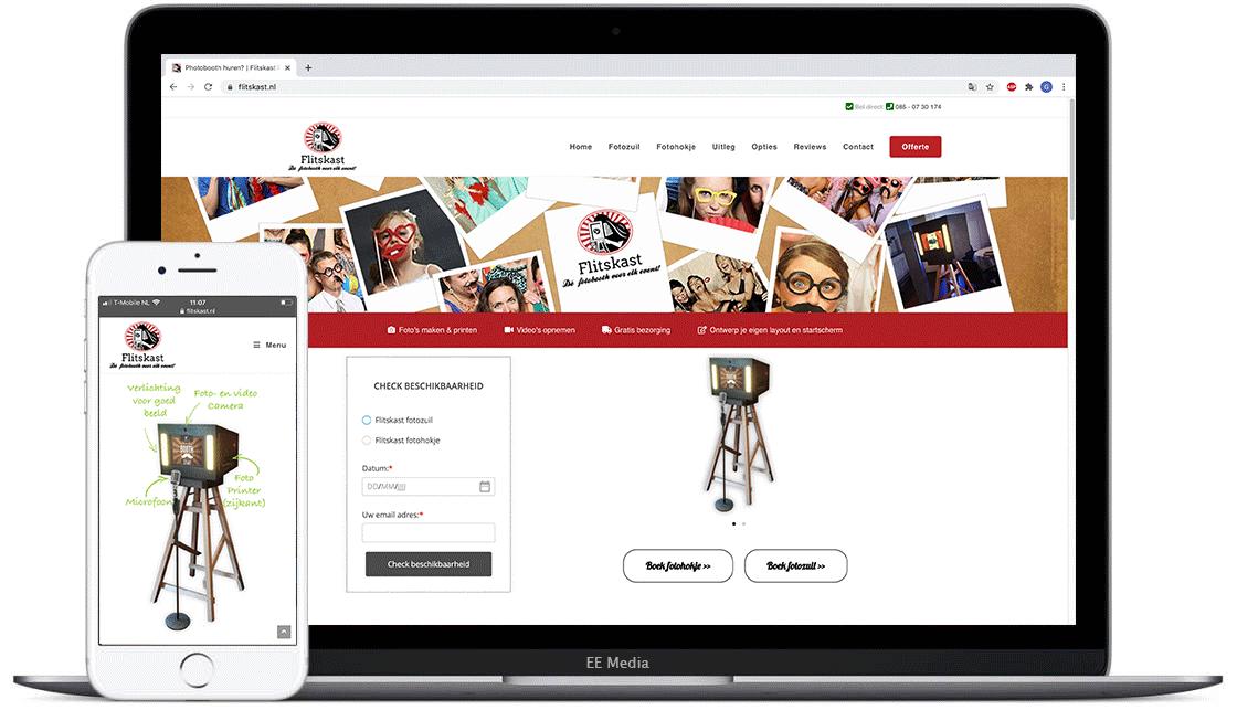 Flitskast-website-laten-maken